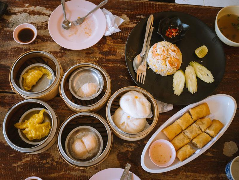 Introducing Hong Kong: Dim Sum