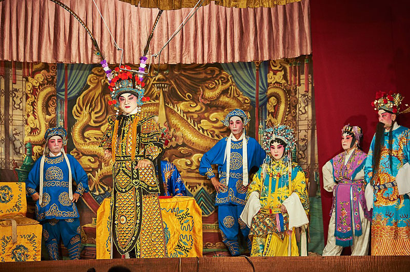 Introducing Hong Kong: Cantonese Opera