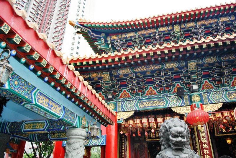 Introducing Hong Kong: Taoist Temple