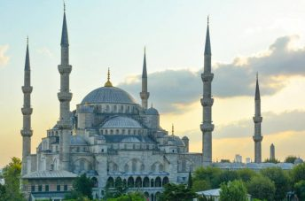 Visit the Famous Blue Mosque in Istanbul