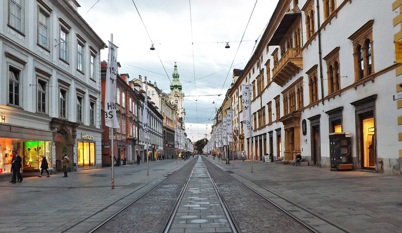 Experience Culture in Graz: Explore the Old Town