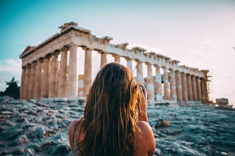 Discover Athen's Acropolis