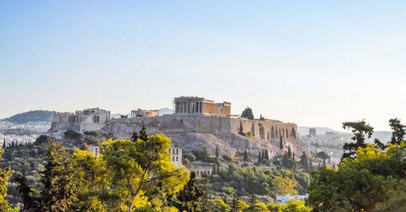 Entdecke Athens Akropolis – digital oder vor Ort