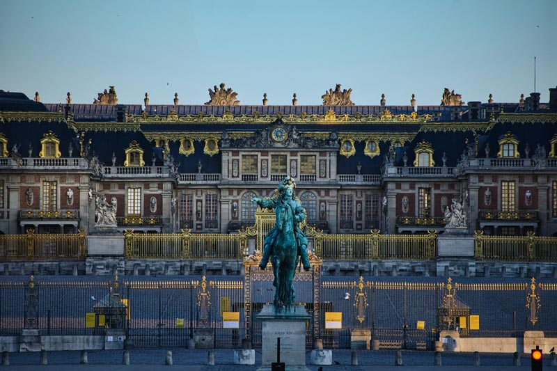 Most beautiful palaces in Europe: Versailles