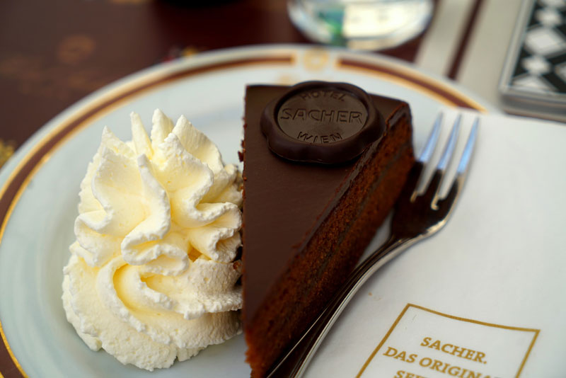 Ultimate guide to Vienna: Where to try the best Sacher cake?