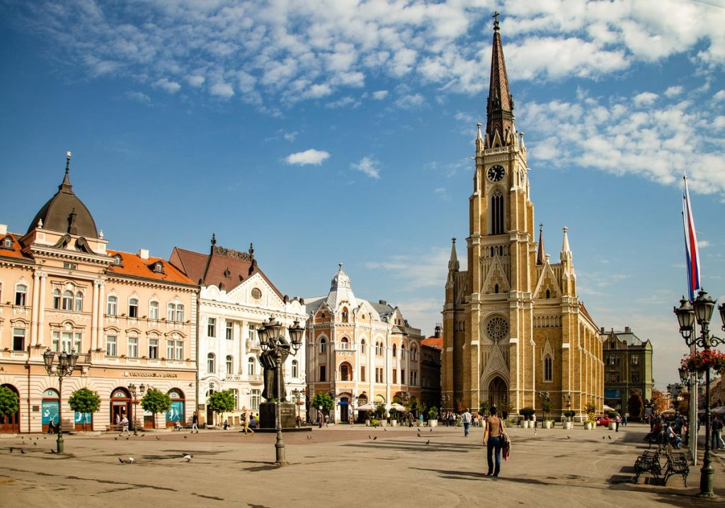 Reasons to Explore Serbia: Lovely Novi Sad
