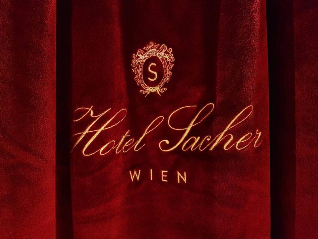 The Hotel Sacher