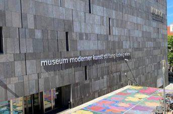 mumuk - art building in MQ in Vienna