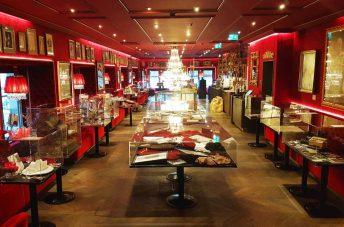 Sacher Pop-up Welt Opens in Vienna