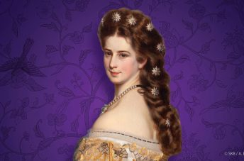 Picture of empress Sisi
